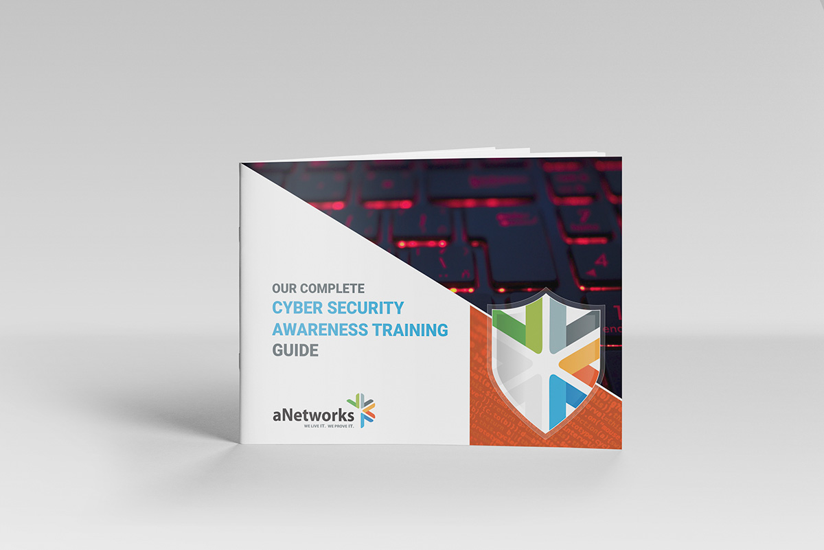 Cyber Security Awareness Training Guide cover